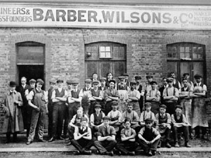 Barber Wilsons Tap Makers